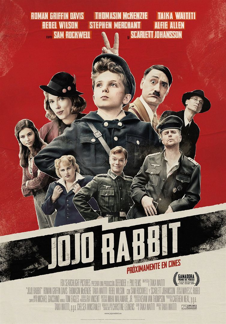 Cartel Jojo Rabbit